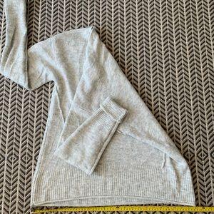 Grey L.O.G.G. sweater